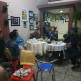 Suasana urun rembuk Wali Kota Malang bersama masyarakat (Hendra Saputra)