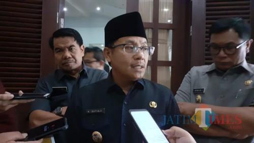 Wali Kota Malang Sutiaji (Pipit Anggraeni/MalangTIMES)