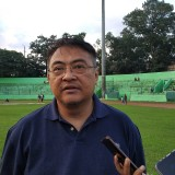 General Manager Arema FC, Ruddy Widodo (Hendra Saputra)