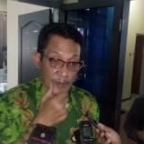 Kepala Dispemasdes Ir. Eko Heru Sunarso saat memberikan keterangan kepada wartawan (foto: Moh. Ali Makrus / Jatim TIMES)