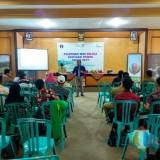 Pelatihan Tata Kelola Destinasi Wisata digelar Disparbudpora Pemkab Blitar.(Foto : Team BlitarTIMES)