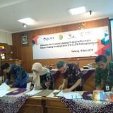 Pembukaan pusat studi trading FTLC di STIE Malangkucecwara Malang. (Foto: Dokumen MalangTIMES)