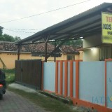 Rumah kos milik M. Iqbal yang sampai saat ini belum terisi