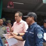 Upaya penegakan pajak yang dilakukan BP2D Kota Malang melalui operasi gabungan sadar pajak. (Foto: Nurlayla Ratri/MalangTIMES)