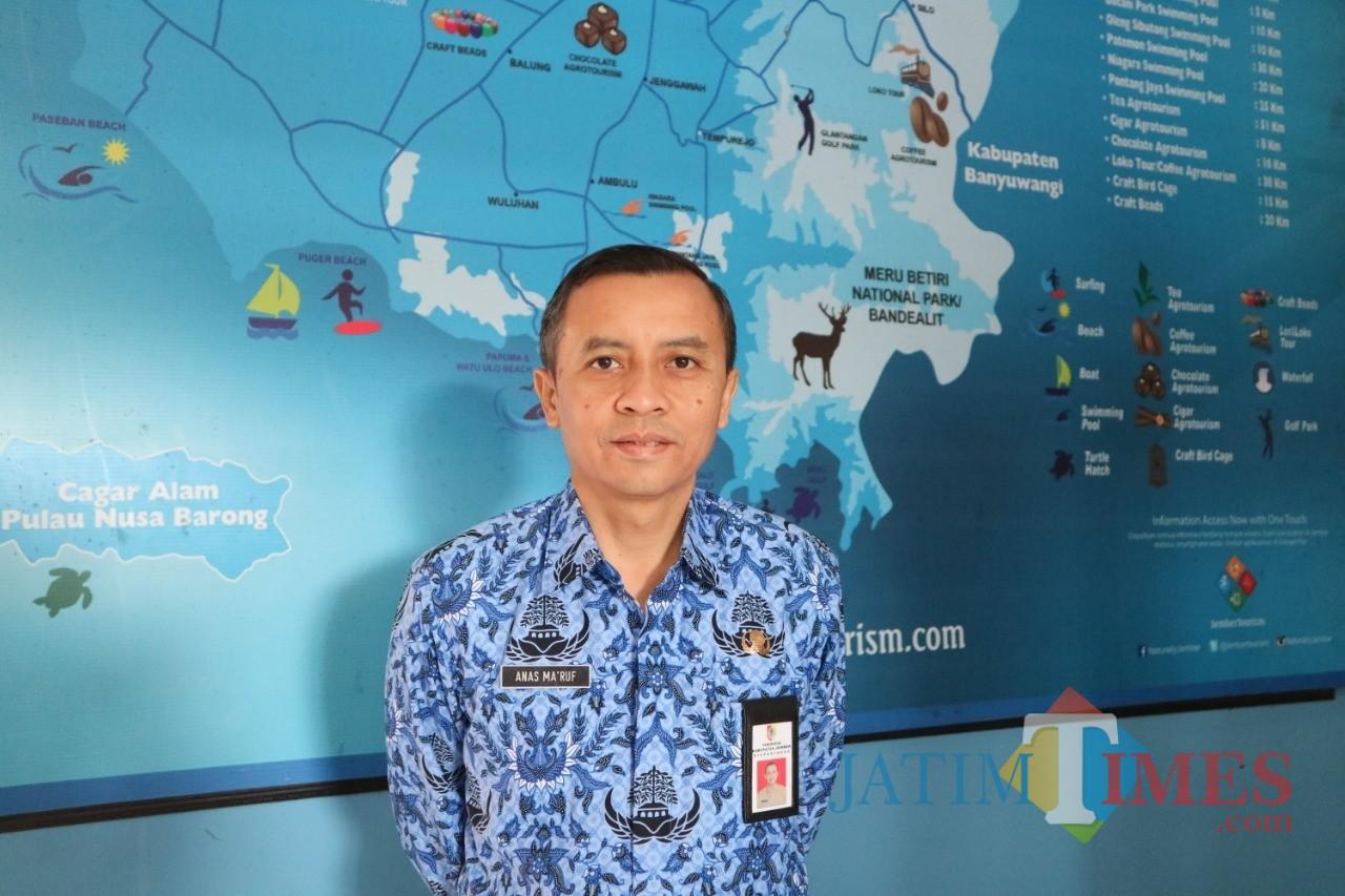 Kadis Pariwisata Jember M. Anas Makruf (foto : dok / Jatim TIMES)