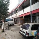 Pembangunan Pasar Legi terancam molor.(Foto : Team BlitarTIMES)