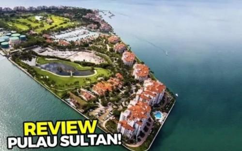 Pulau mewah untuk orang-orang kaya (daftarpopuler)