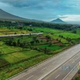 Lansekap Tol Malang-Pandaan di ruas Kabupaten Malang. (Foto: PT Jasa Marga Pandaan-Malang)