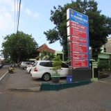 RSUD dr Muhammad Saleh di Jalan Mayjen Panjaitan Kota Probolinggo yang bertipe B namun terkadang Overload  (Agus Salam/Jatim TIMES)