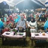 Acara halal bihalal Wahidiyah yang dihadiri Wakil Bupati Lumajang (Foto : Moch. R. Abdul Fatah / Jatim TIMES)