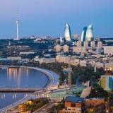 Di Kota Baku Azerbaijan forum layanan publik yang akan dihadiri Bupati Lumajang (Foto : Moch. R. Abdul Fatah / Jatim TIMES)