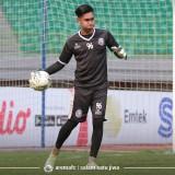 Kiper andalan Arema FC di Piala Presiden 2019, Kurniawan Kartika Ajie (official Arema FC)