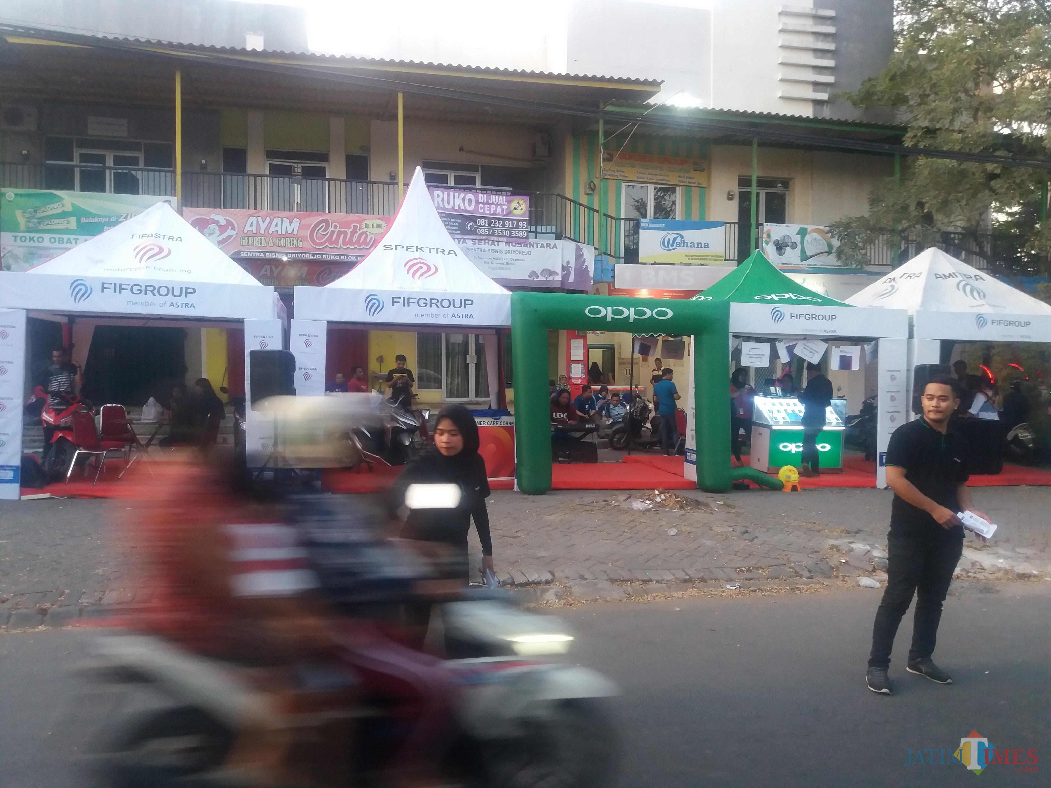 FIFGROUP Grebeg Surabaya di kawasan Driyorejo