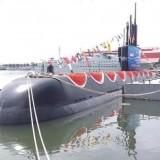 Kapal Selam milik Indonesia (istimewa)