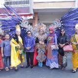 Keren, Kota Malang Unjuk Kemampuan Lewat Tari Liswan Gajayana pada Festival Pusaka Nusantara 2019