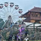 Obyek wisata Pintu Langit di Pasuruan