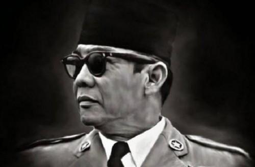 Presiden pertama Republik Indonesia, Ir. Soekarno (istimewa)