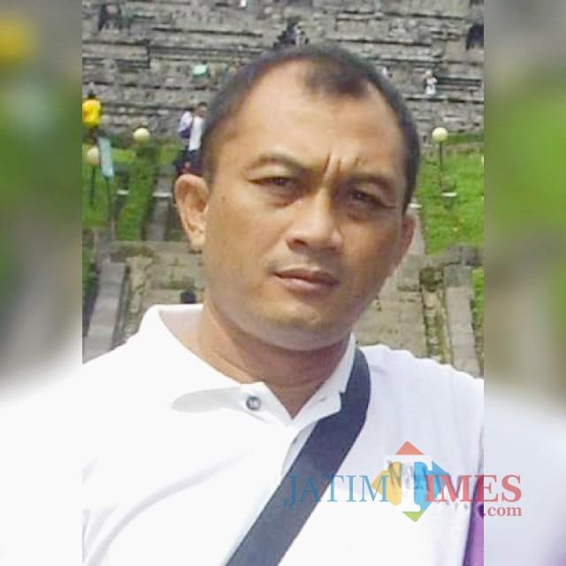 Almarhum Eko Suryono, wartawan MNC TV dan senior IJTI Tapal Kuda semasa hidup.