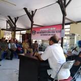 """Acara bimbingan teknik """"Pemberantasan Rokok Ilegal"""" yang digelar Disperindag Pemkab Blitar.(Foto : Team BlitarTIMES)"""