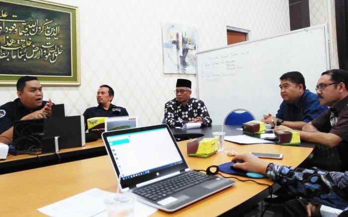 Rapat PIONIR 2019 UIN Malang. (Foto: Humas)