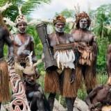 Suku Asmat, Papua