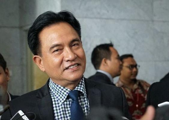Ketua tim kuasa hukum Jokowi, Yusril Ihza Mahendra, yakin MK tolak petitum kuasa hukum Prabowo (Ist)