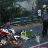 Korban tewas sebelum dievakuasi petugas. / Foto : Dokpol / Tulungagung TIMES