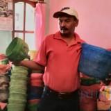 Miris Melihat Sampah Popok, Pria Asal Batu Ini Produksi Seribu Pot Khusus