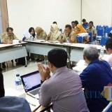 Kegiatan paparan kajian awal penelitian tentang kontribusi ekonomi kreatif di Kota Malang. (Foto: Dokumen MalangTIMES)