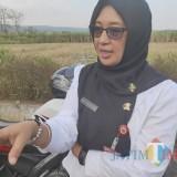 Plt Kepala DLH Kota Malang Diah Ayu Kusumadewi (Arifina Cahyanti Firdausi/MalangTIMES)
