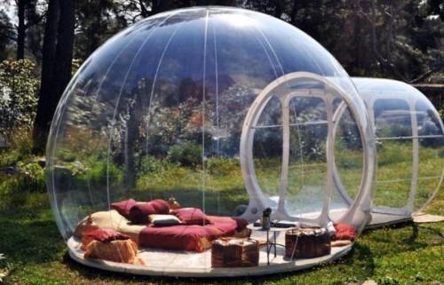 Bubble Tent (istimewa)