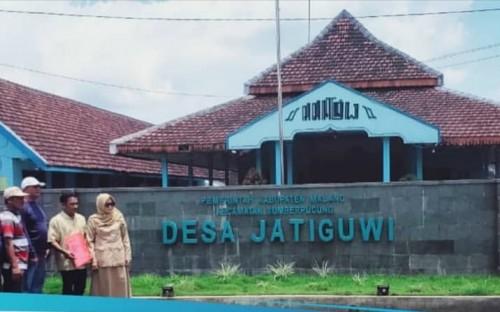 Di Desa Jatiguwi, Sumberpucung, Pilkades serentak gelombang III diikuti Jokowi (Ist)