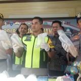 Polres Banyuwangi Gagalkan Penjualan Benur Lobster Senilai Rp 2,6 Milyar