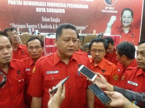 Rakercab DPC PDIP Surabaya