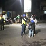 Lokasi terjadinya kecelakaan di Simpang 4, Jalan Danau Kerinci (Unit Laka Polresta Malang)