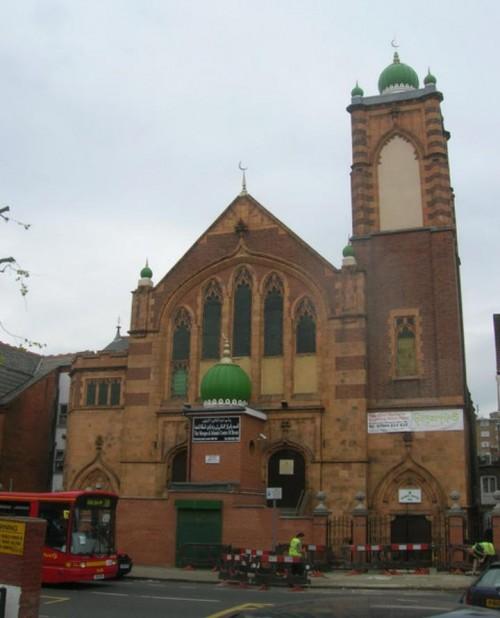 Subhanallah, Gereja Terbesar Ini Sekarang Beralih Fungsi Menjadi Masjid
