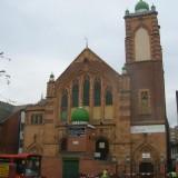 Masjid Brent di Inggris (istimewa)