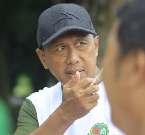 Pelatih PS Tira Persikabo, Rahmad Darmawan (pstirapersikaboofficial)