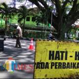 Perbaikan Jalan Berlubang di Kota Malang Prioritaskan Kawasan Sekolah