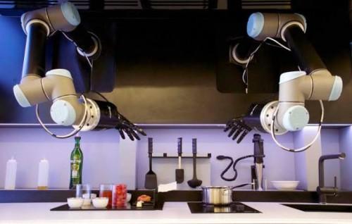 The Moley, Si Koki Robot (istimewa)