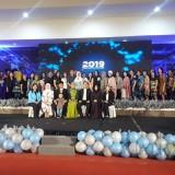 Acara Wisuda 32 siswa Pelita Hati School di Arum Sabil City Forest. (foto : ayunk basid / Jatim TIMES)