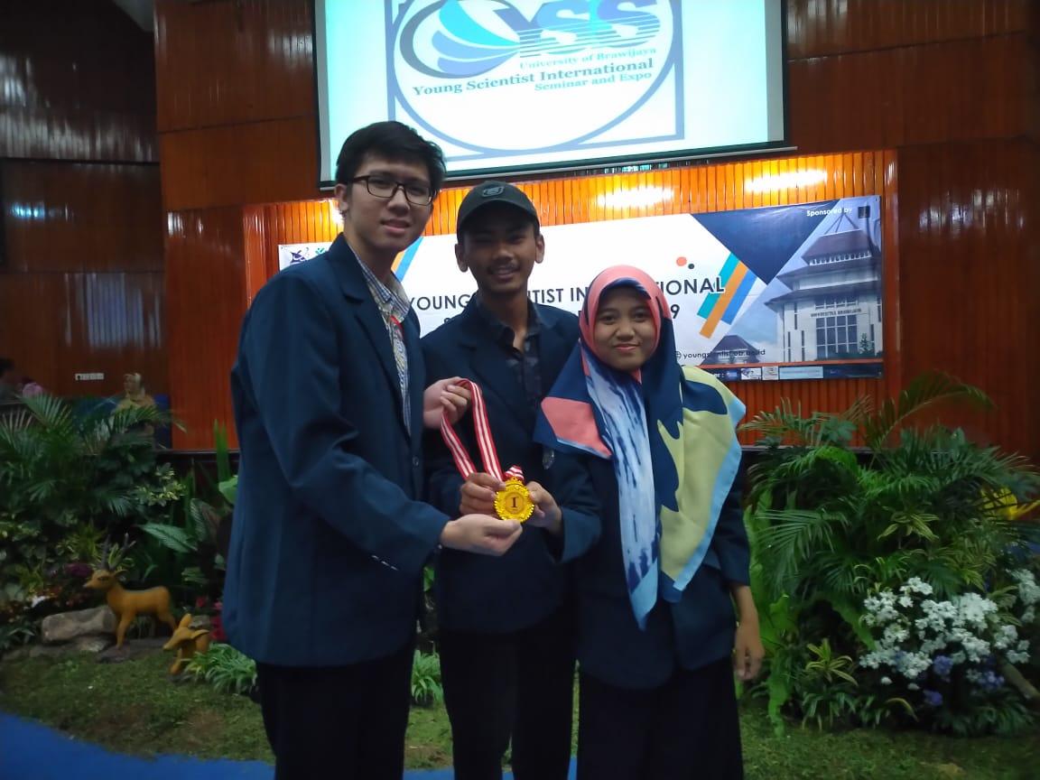 Dari Kiri ke Kanan: Janssen Wongkalanujaya, Safira Rachmaniar, dan Safira Rachmaniar (Foto istimewa)