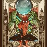 Ilustrator Malang Menangi Kontes Internasional Fan Art Spider-Man: Far From Home
