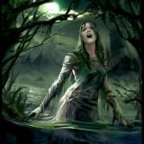 La Llorona, hantu bergaun putih penculik anak-anak. (Ist)