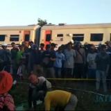 Terobos Perlintasan Tanpa Palang, 7 Korban Tewas Tertabrak Kereta Api Relasi Malang-Jakarta