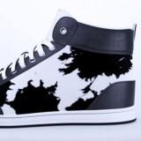 Shiftwear, sepatu dengan teknologi bisa mengubah desain sesuka hati melalui smartphone. (istimewa)