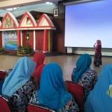 Acara silaturrahmi Dharma Wanita Jember bersama IGTKI di Aula Pemkab Jember (foto : istimewa / JatimTIMES)