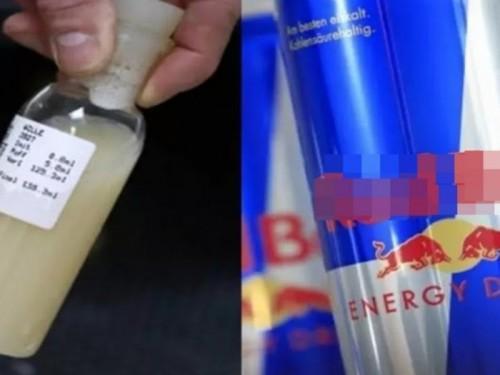 Hasil tes minuman energi. (Foto: istimewa)