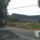 Lokasi pembangunan SMPN 3 di Kelurahan Tanggung, Kota Blitar.