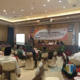 Tidak Ada Gugatan ke MK dari Kota Blitar, KPU Gelar Rapat Pleno